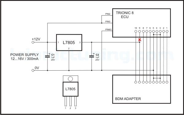 Connect T8 via BDM - Page 2 - trionictuning com